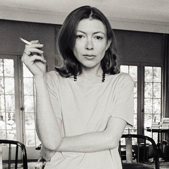 Resultado de imagen para Joan Didion
