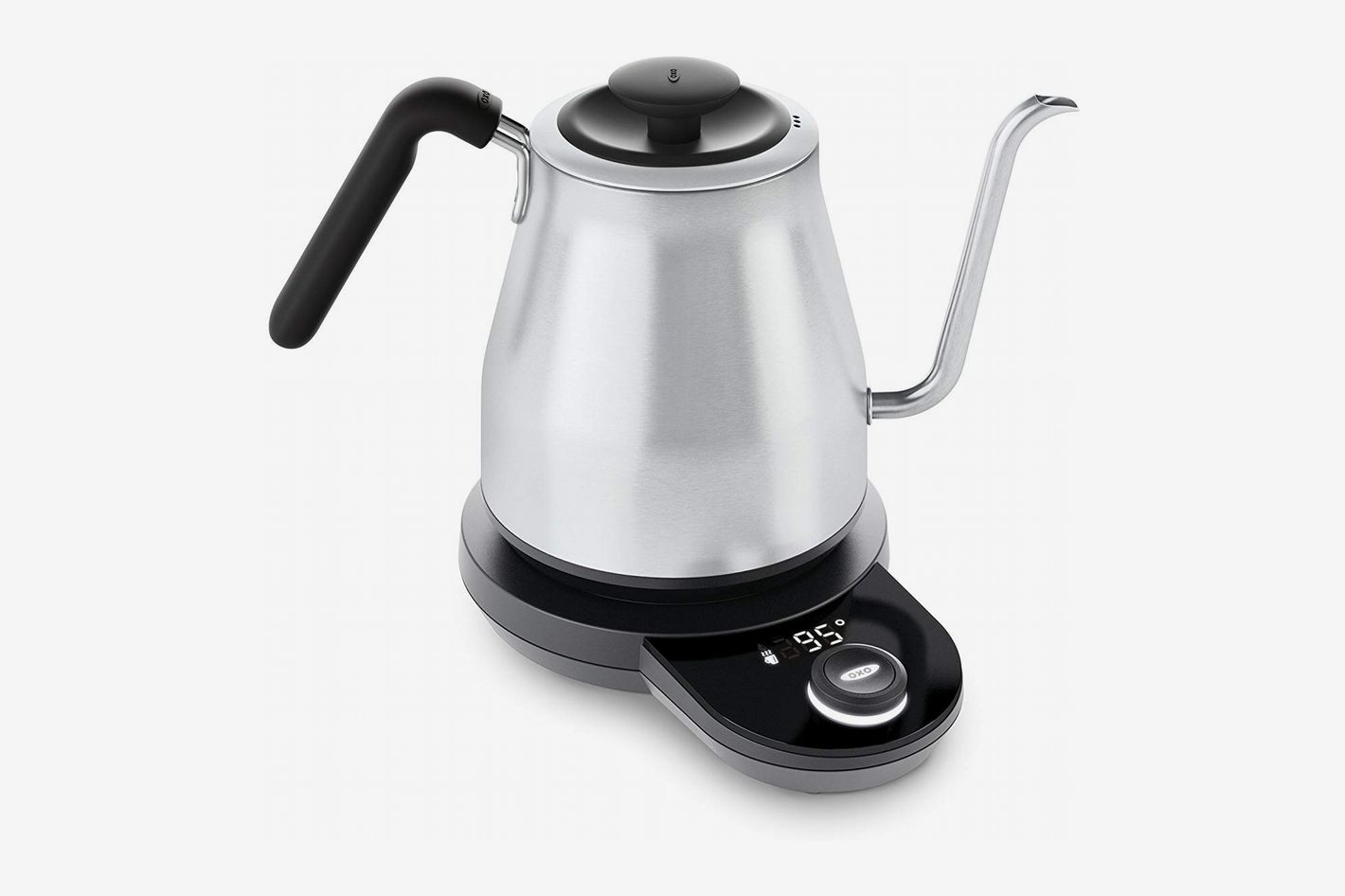 OXO BREW Adjustable-Temperature Electric Pour-Over Kettle