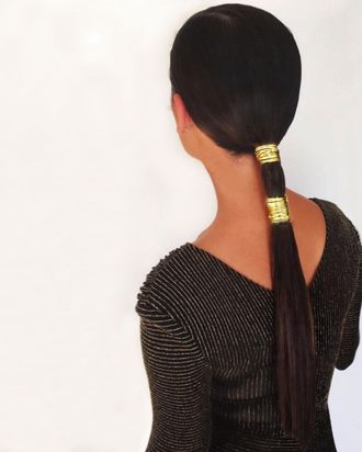 How To Do Easy Party Hair From Kim Kardashians Hairstylist