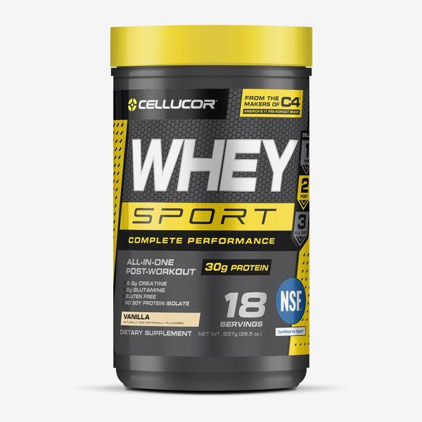 Cellucor Cor Sport Whey Protein, Vanilla, 1.8 lb.