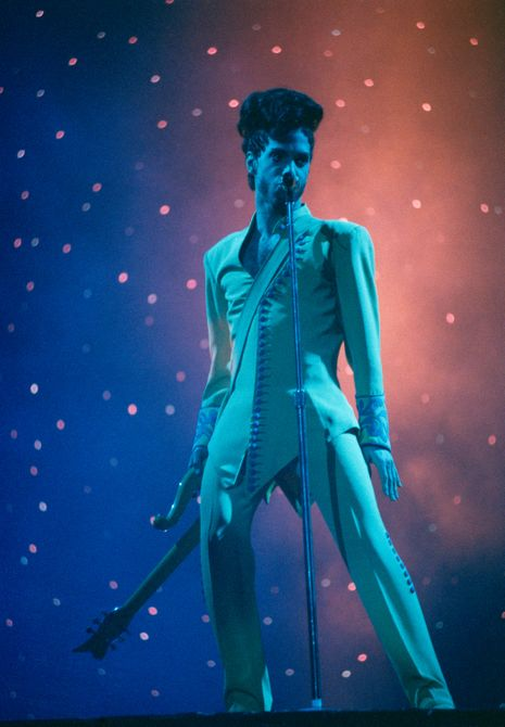 Prince Performance Photos From The 1980s To Now Vulture