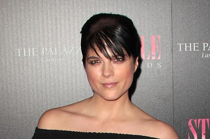 WEST HOLLYWOOD, CA - NOVEMBER 13:  Actress Selma Blair attends the 2011 Hollywood Style Awards at Smashbox West Hollywood on November 13, 2011 in West Hollywood, California.  (Photo by Frederick M. Brown/Getty Images)