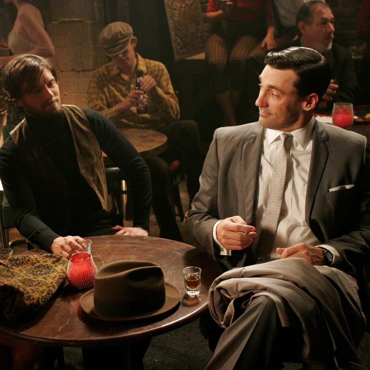 Mad Men Season 1 Episode 6 Recap Babylon