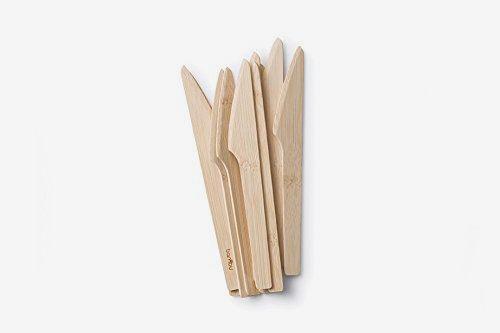 Bambu 24-Piece Organic Cutlery