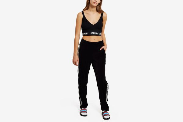 Opening Ceremony Velour Track Pant