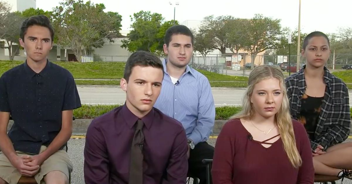 Florida School Shooting Survivors Will Lead Nationwide Demonstration