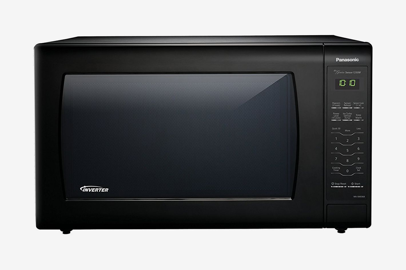 Panasonic Nn Sn936b Countertop Microwave With Inverter Technology