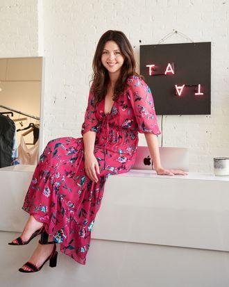 Designer Tanya Taylor On Her Colorful Inclusive Dresses