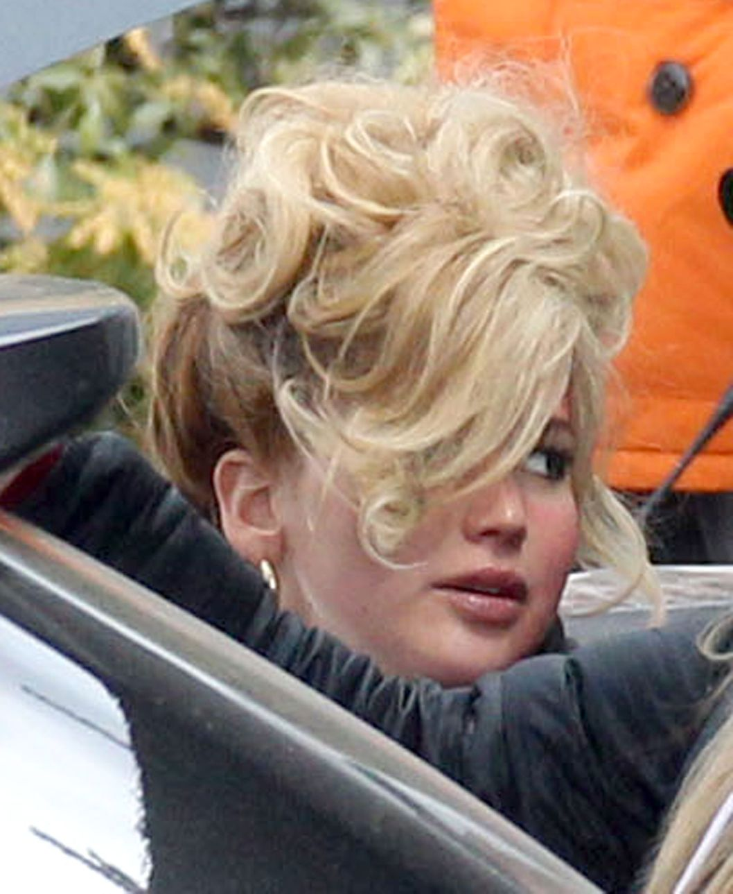 51048011 Oscar winning actress Jennifer Lawrence is spotted on the set of the Untitled David O. Russell film in Boston, Massachusetts on March 25, 2013. FameFlynet, Inc - Beverly Hills, CA, USA - +1 (818) 307-4813