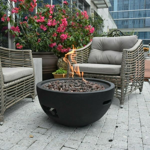Jefferson Gas Fire Pit