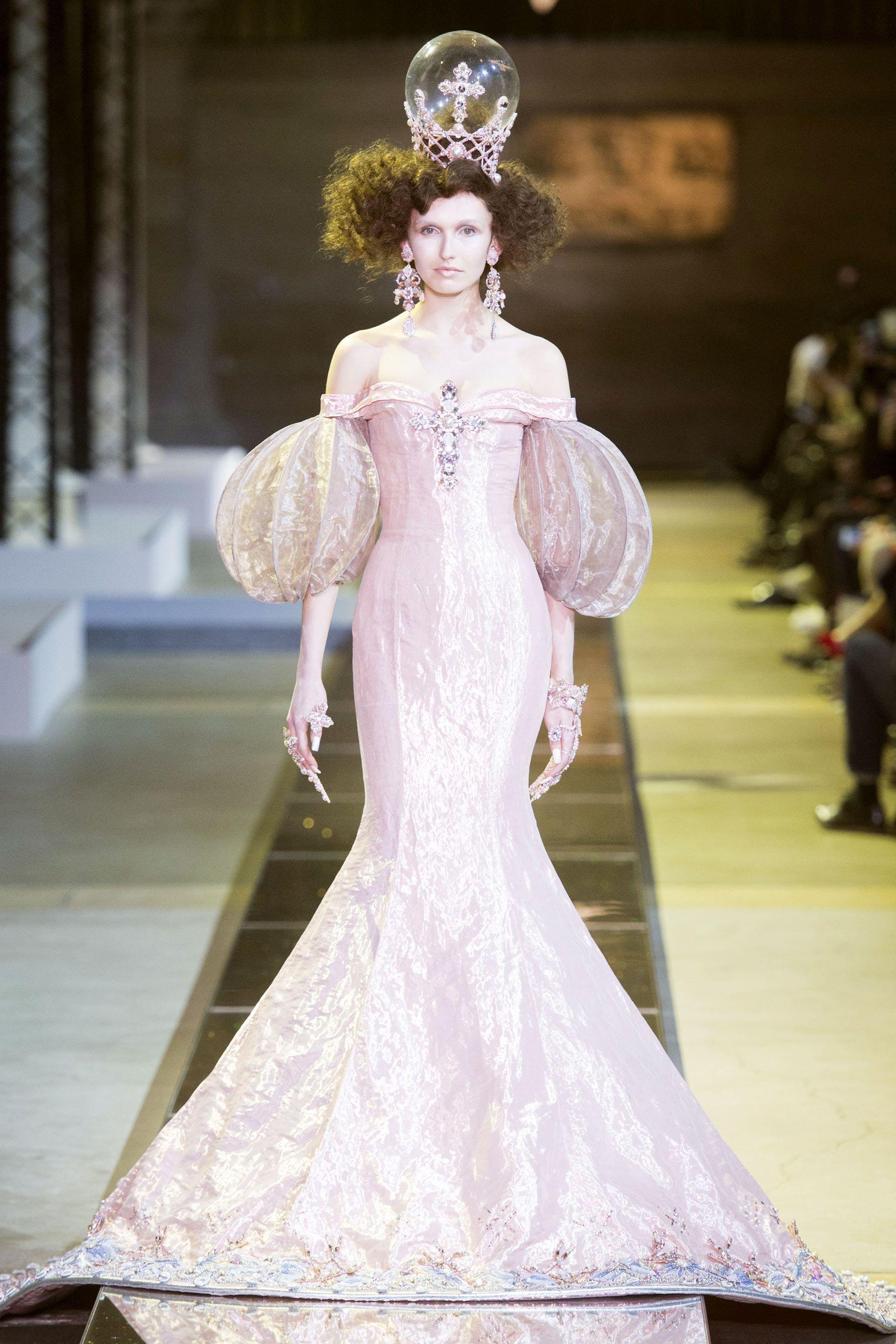 Haute couture gazedtoo for Chambre syndicale de la haute couture