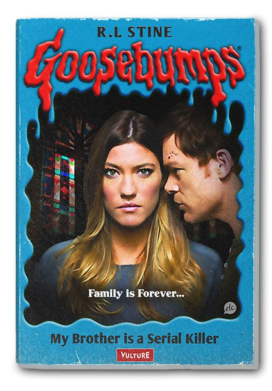 Goosebumps Book Cover Art : See this fall s horror tv as goosebumps covers vulture