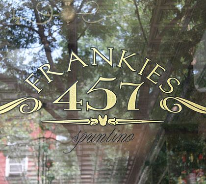 The two Franks (Castronovo and Falcinelli) have their own celebrity cookbook, along with two successful Spuntino outlets across the river in Manhattan. But this original Carroll Gardens institution remains the showcase for their elegantly sturdy, eminently satisfying brand of neoclassical, family-style red-sauce cooking. The meatballs with Sunday sauce get all the press, but save room for the desserts, especially the crème brûlée, which is undoubtedly the finest fancy dessert in all of Brooklyn.