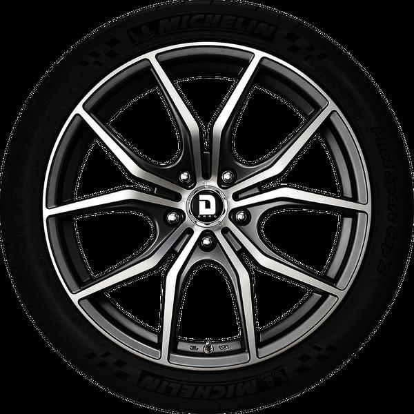 Michelin Pilot Sport Cup 2 245/35ZR19/XL Tire