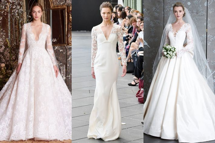 7d7d522d8f The 5 Wedding Dress Trends for Brides to Know in 2019