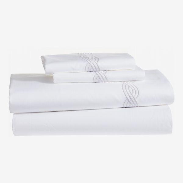Matouk Triple Chain 350 Thread Count Sheet Set