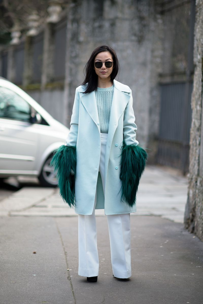 Yoyo Cao: The 21 Best-Dressed People From MFW