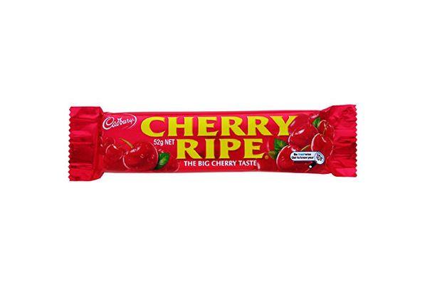Cherry Ripe Bar, Pack of 6