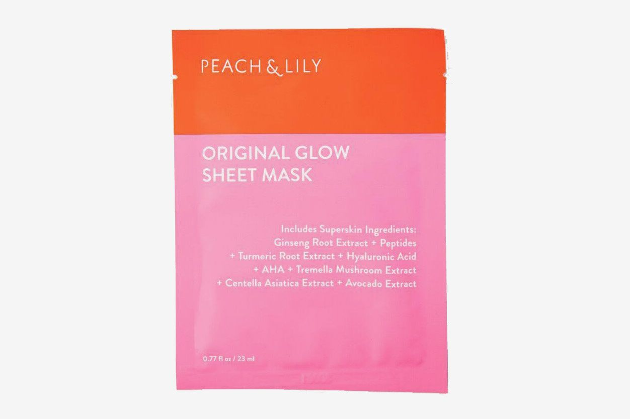 Peach and Lily Original Glow Sheet Mask