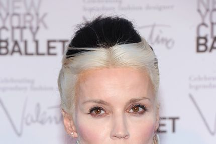 NEW YORK, NY - SEPTEMBER 20:  Daphne Guinness attends the 2012 New York City Ballet Fall Gala at the David H. Koch Theater, Lincoln Center on September 20, 2012 in New York City.  (Photo by Jamie McCarthy/Getty Images)