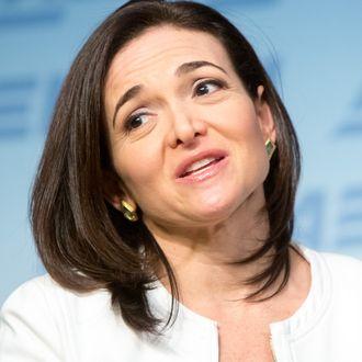 Sheryl Sandberg First Seven Jobs Included Babysitter Sheryl Sandberg Photos