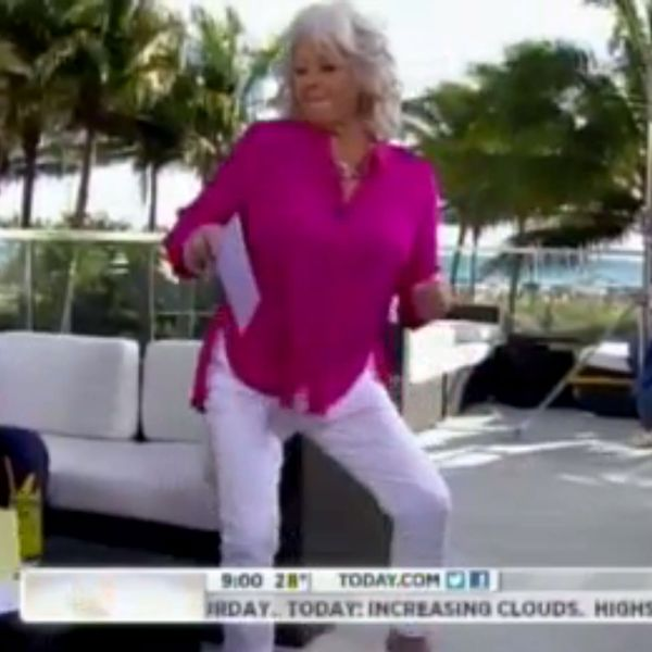 Paula Deen's Going to Be on Dancing With the Stars