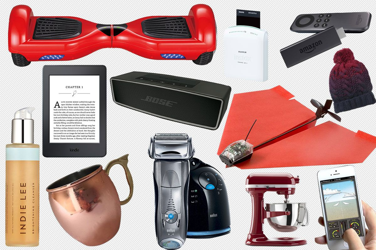 The Big Holiday Gift Guide - Holiday Gifts 2015