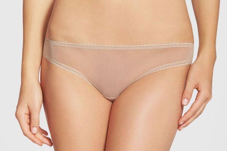 ebe542558ce The Best Sheer Brief. On Gossamer Mesh Bikini