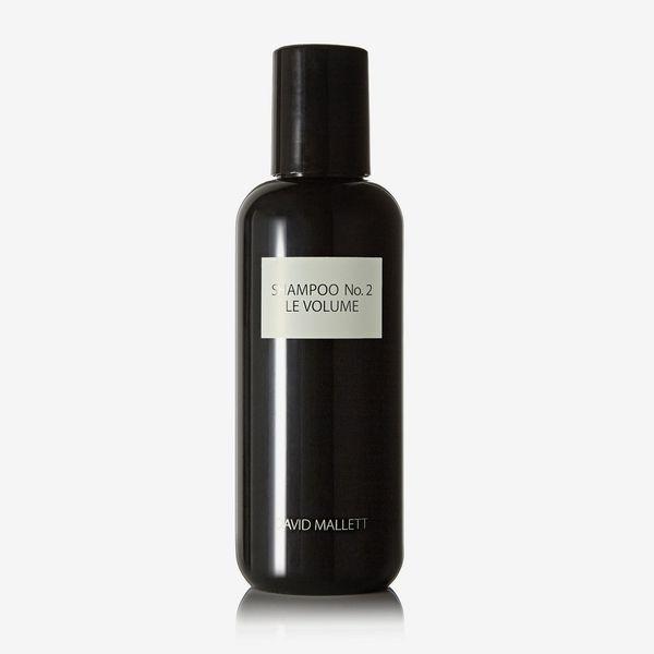 David Mallett Shampoo No.2: Le Volume