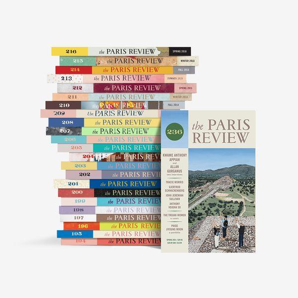 The Paris Review Subscription