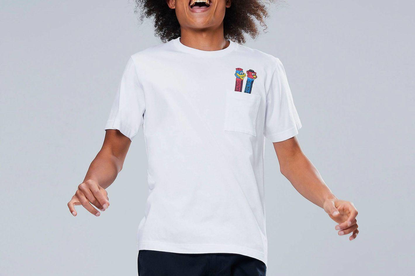 Uniqlo Brands Masterpiece Pez T-Shirt