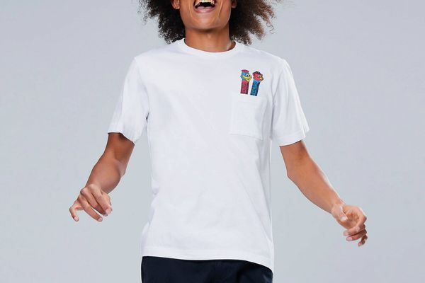 Uniqlo Brands Masterpiece Pez T-Shirt