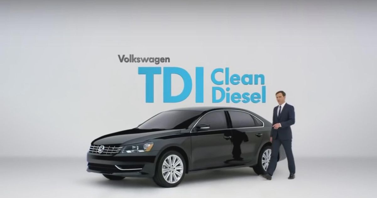 Vw S Clean Diesel Ads Now Make Us Feel Dirty