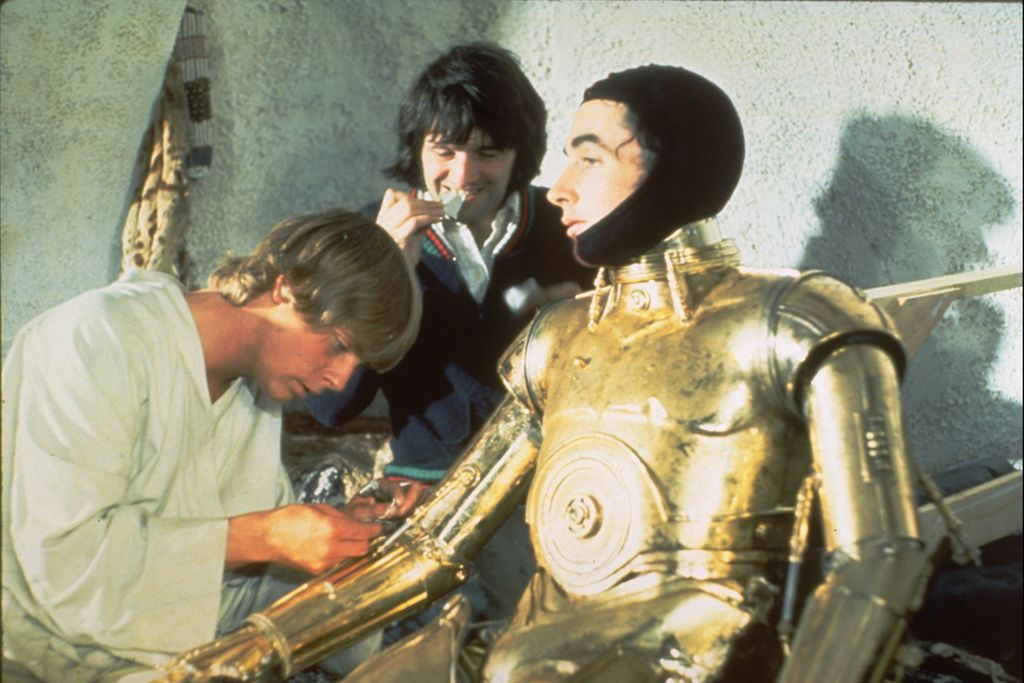 anthony daniels in costume - photo #13