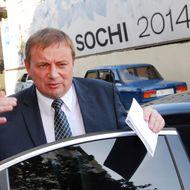 Sochi mayor Anatoly Pakhomov