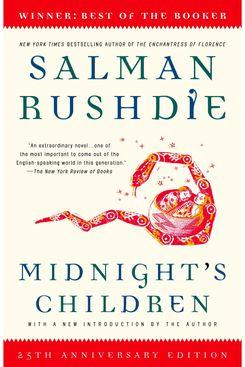 Midnight's Children, by Salman Rushdie