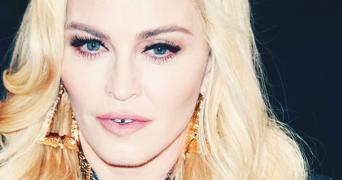 Madonna's First Skin-Care Line Uses a Magnet to Moisturize