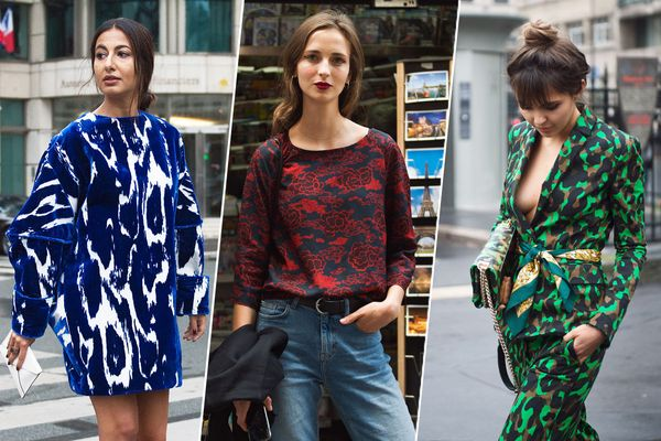 See the Best Street Style From Haute Couture
