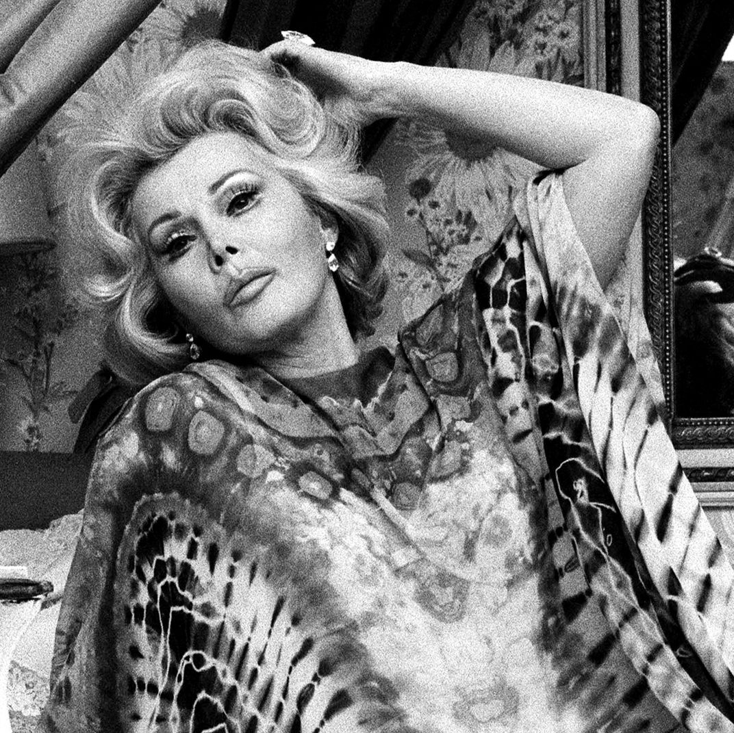 Zsa Zsa Gabor green acres