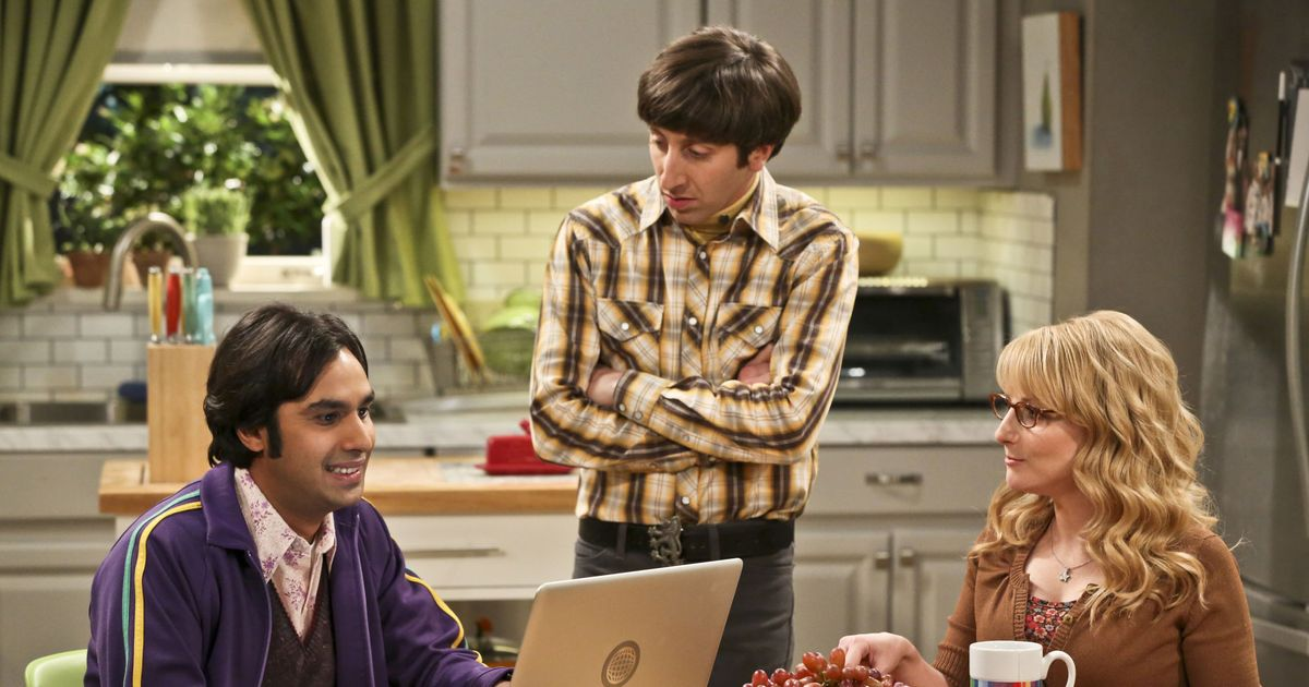 the big bang theory season finale recap  all in the family