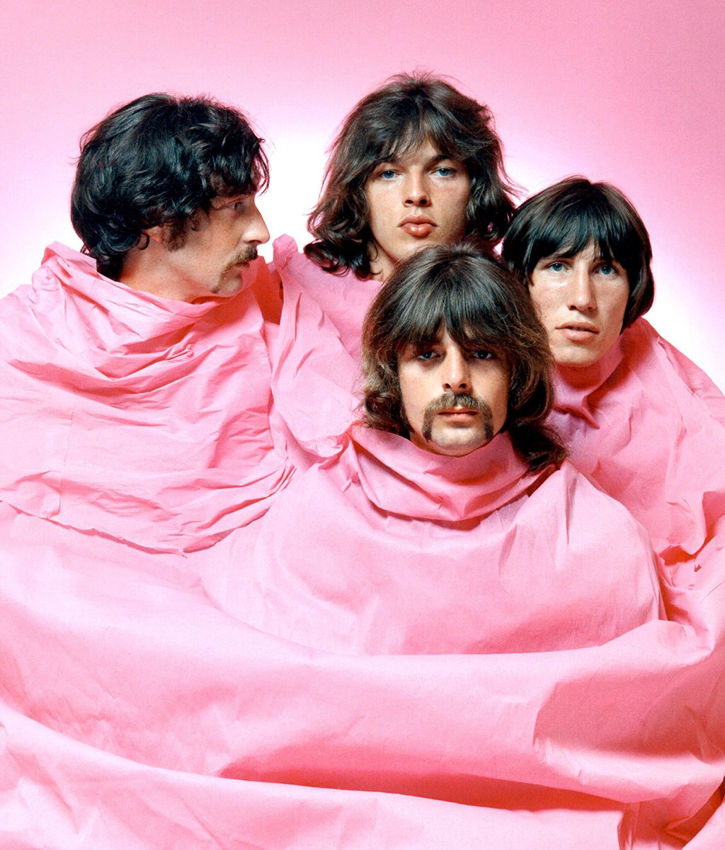 Image result for pink pink floyd cow