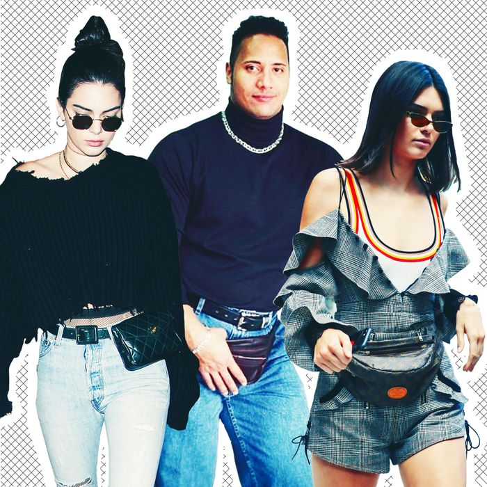 10 Times Celebrities Wore Fanny Packs c85f627bf