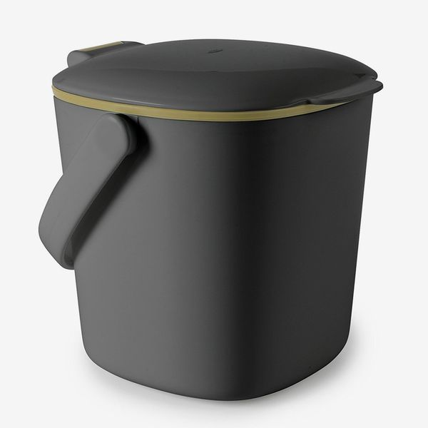 OXO Good Grips Easy Clean Compost Bin, Charcoal
