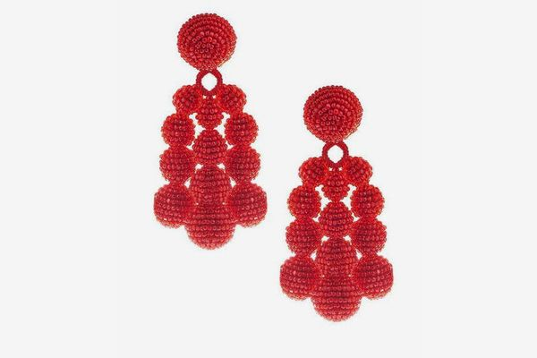 Sachin & Babi Trinity Earrings