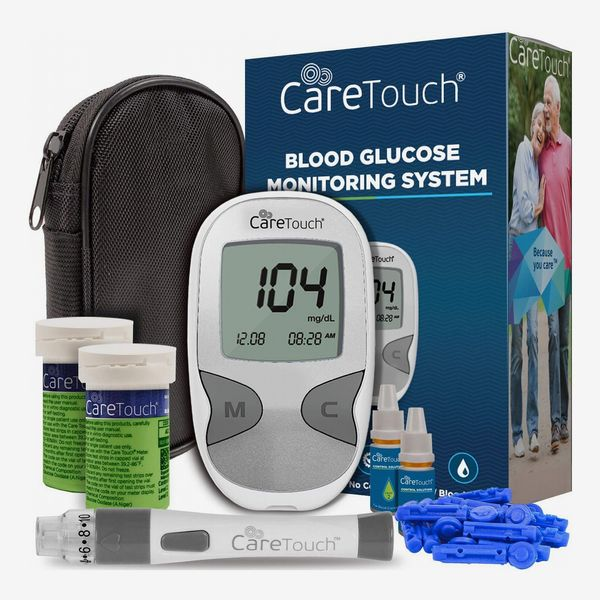 Care Touch Blood Glucose Testing Kit