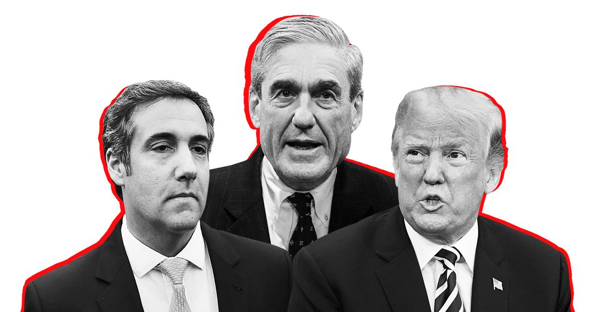 Why Mueller Has to Expose Trump's Crooked Business Empire
