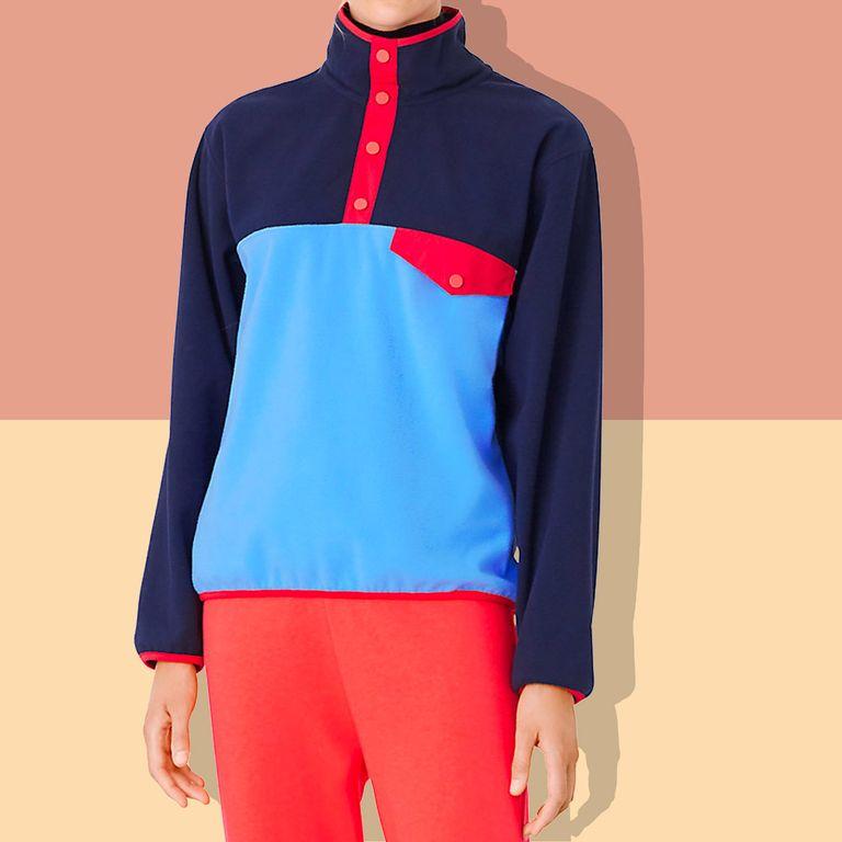 Tory Sport Fleece Pullover