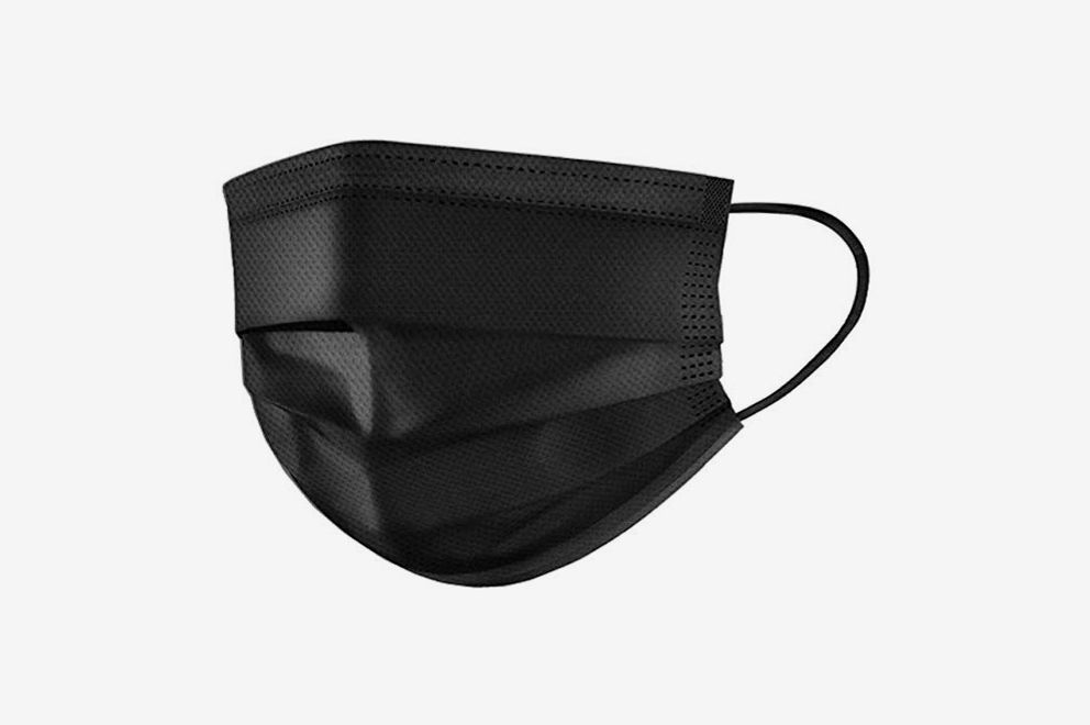 Yamde 50-Piece Disposable Earloop Face Masks