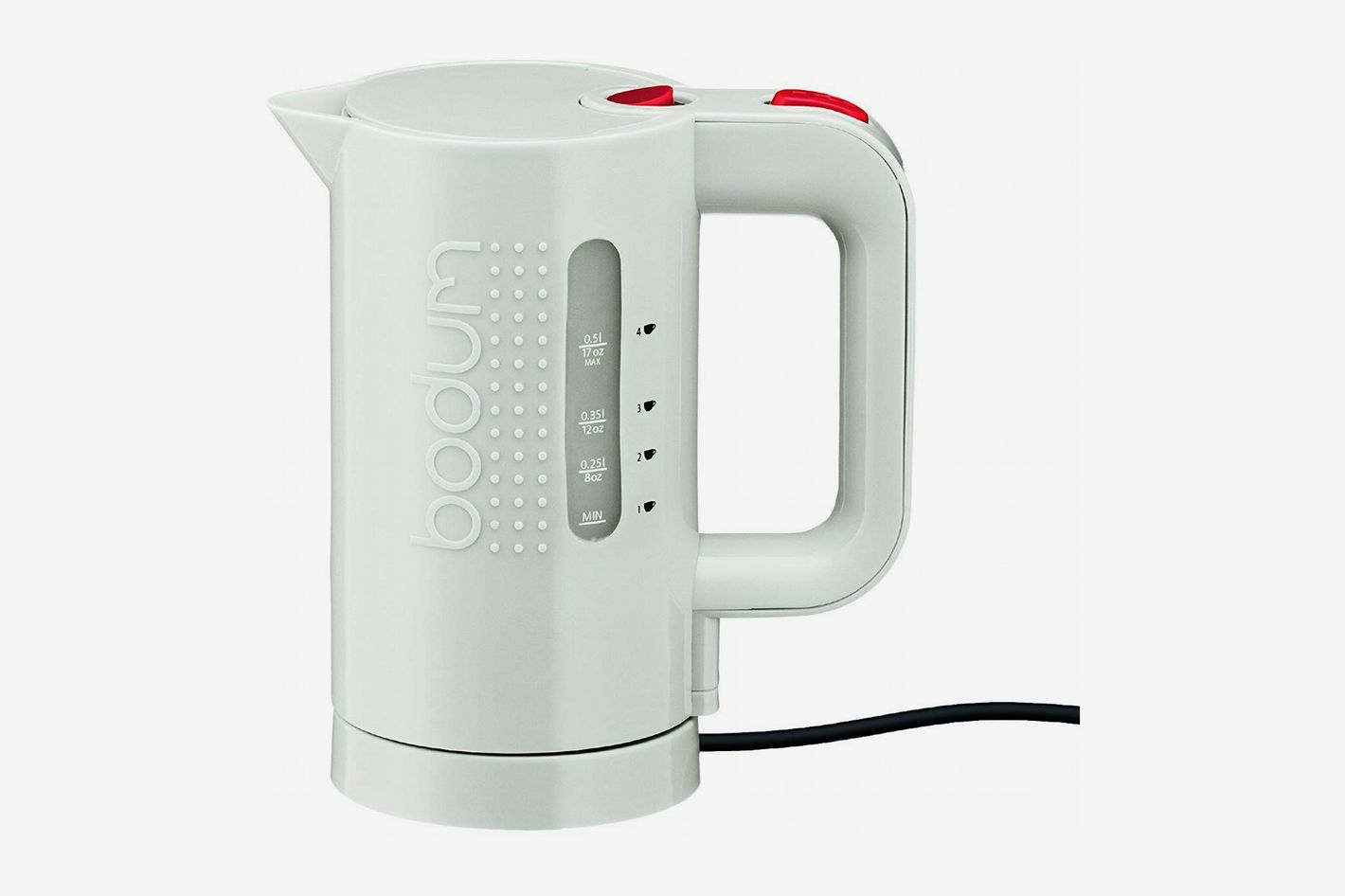 Bodum 17-Ounce Electric Water Kettle