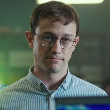 See the Newest Trailer for JGL\'s Snowden Movie -- Vulture